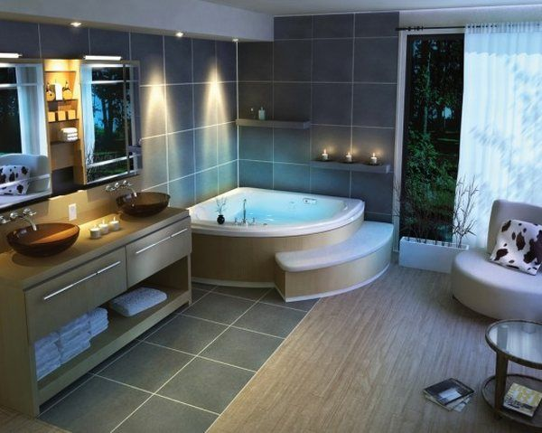 Bathroom Design Pictures 10 luxury bathroom design ideas | freshnist