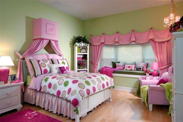 20 Girls Room Design Ideas