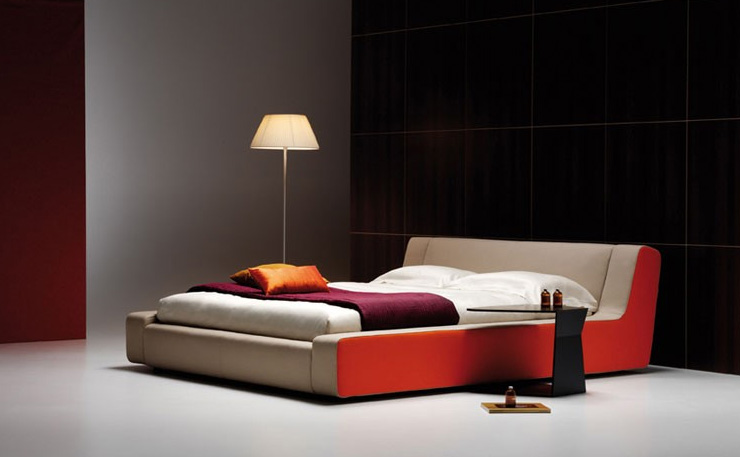 10 comfortable beds design for bedroom freshnist for Bed dizain image