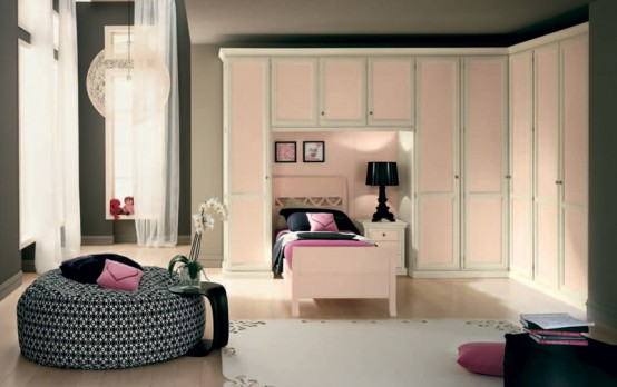 90 Cool Teenage Girls Bedroom Ideas
