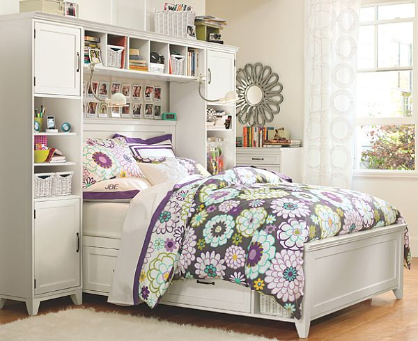 90 cool teenage girls bedroom ideas freshnist How to decorate a bedroom for a teenager girl