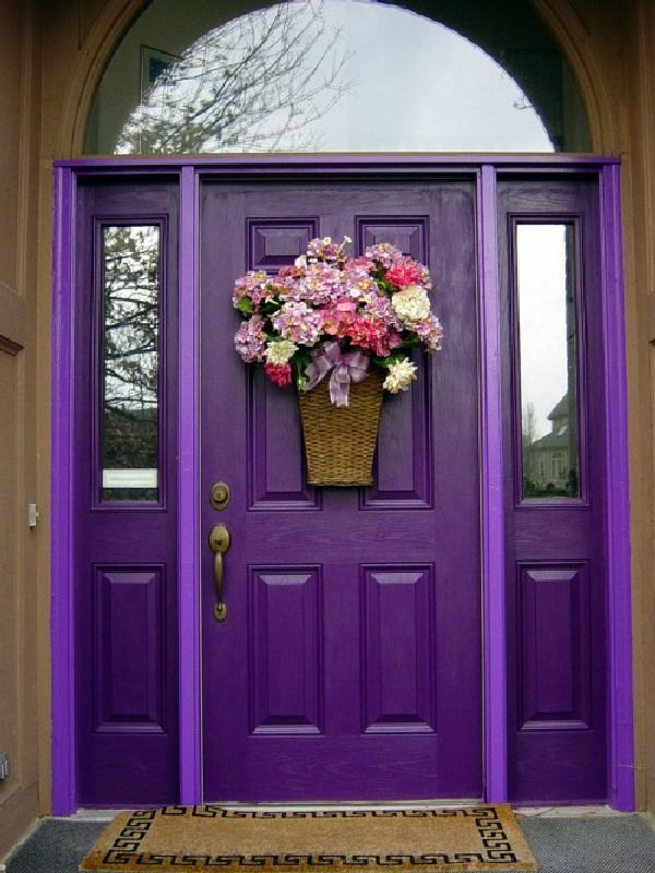 via freshome - Door Design Ideas