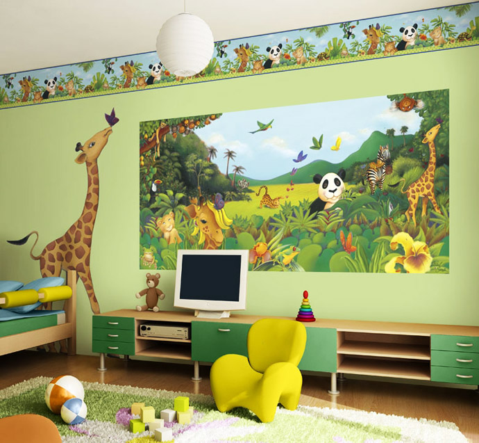 ... Kids Playroom Ideas: Via Designrulz