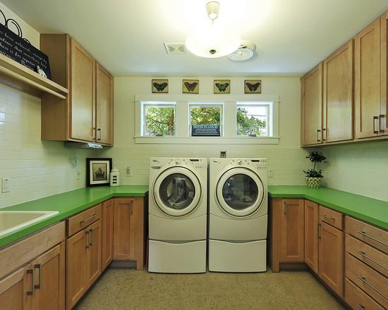 20 modern laundry room design ideas