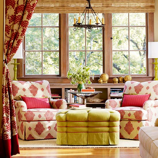 25 Red Living Room Designs Decorating Ideas: 45 Home Interior Design With Red Decorating Inspiration