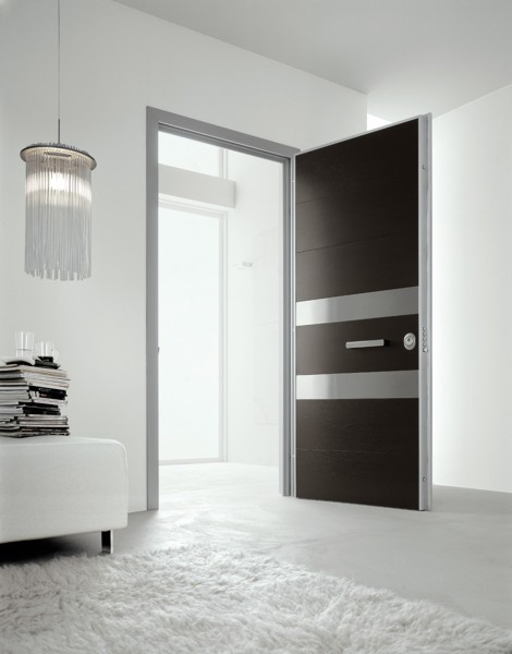 Incredible Interior Doors: 4 Modern Designs | Freshnist