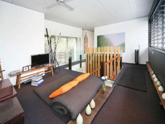 Beautiful Masculine Beach House Design Freshnist
