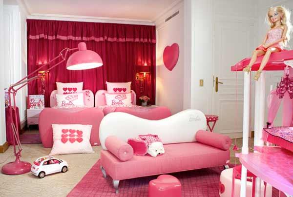 Unique interior look of children 39 s bedrooms freshnist for Children bedroom interior design ideas