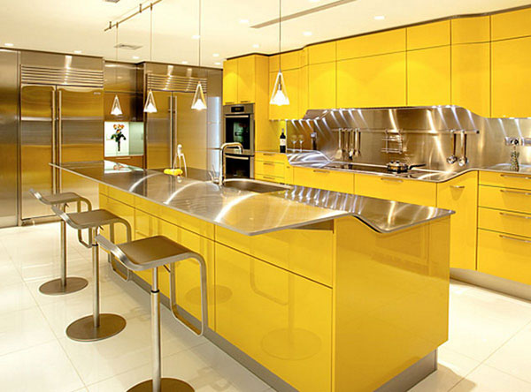 Choose The Ideal Islands Kitchen Designs For New Home