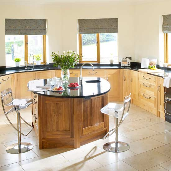 Latest Kitchen Island Designs: Choose The Ideal Islands Kitchen Designs For New Home