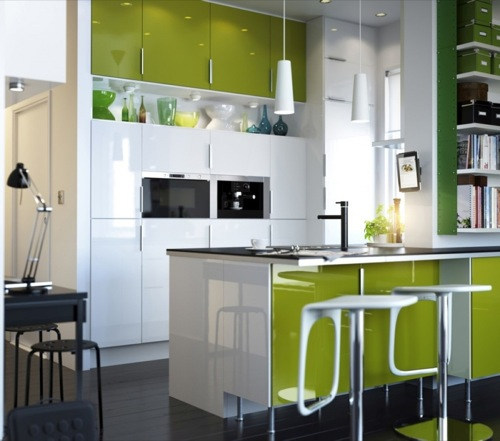 Kitchen Cabinets Sets In Good Looking Colors