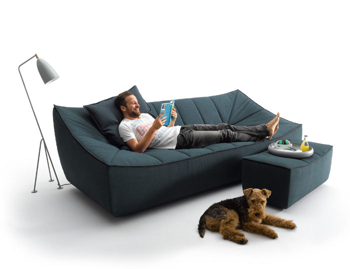 Comfortable And Modern Bahir Sofa Design