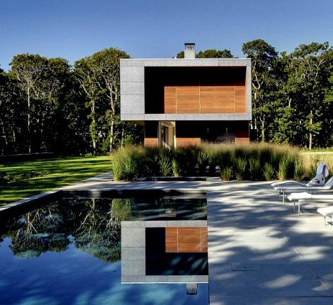 Stylish And Modern House Montauk In New York Freshnist