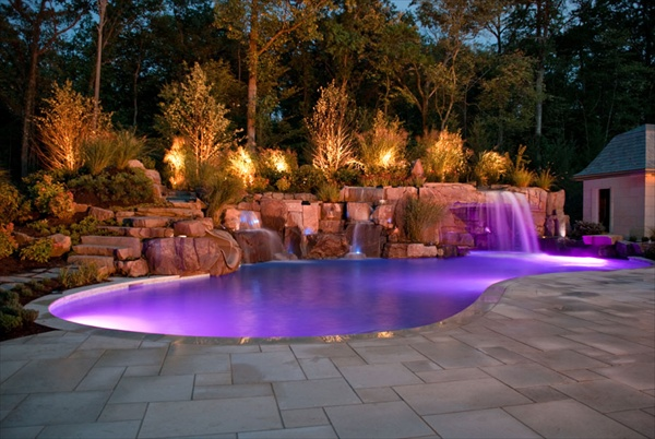 Make Garden Pond Through Amazing Pond Design Ideas