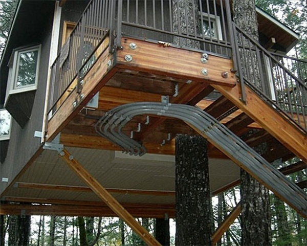 33 simple and modern kids tree house designs 17 pelfind