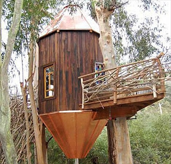 Pics Photos Simple Tree House Designs 841 Jpg