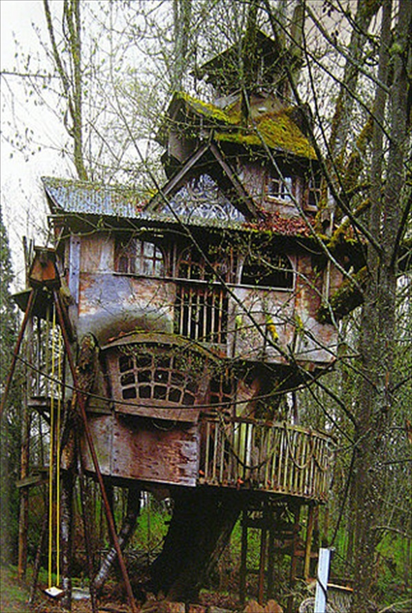 Simple Small Tree Houses Images Pictures Becuo