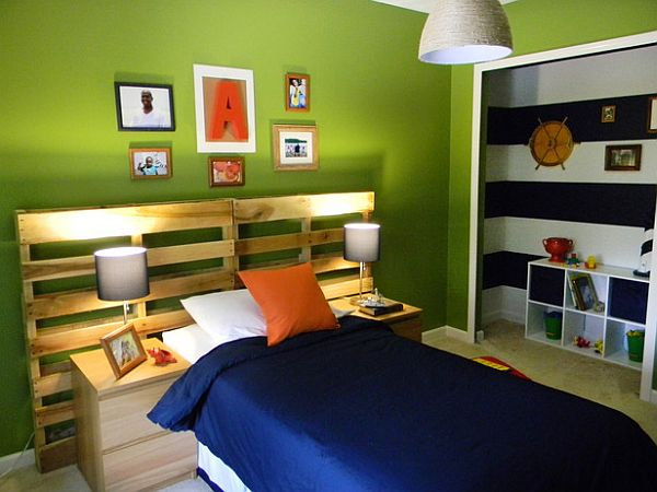 25 DIY Headboard Ideas