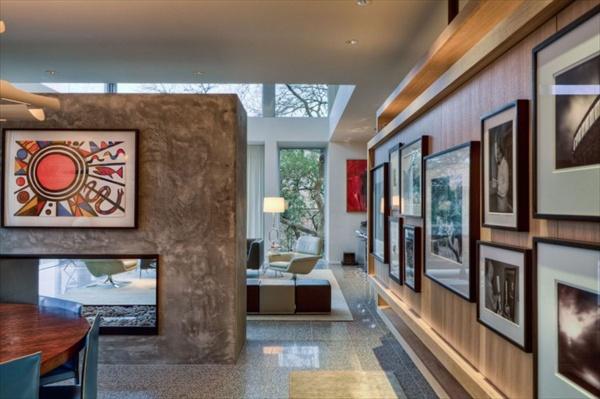 Modern residence designs