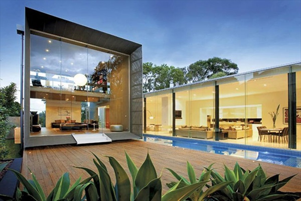 Marvelous orb house design ideas in melbourne australia for Home architecture australia