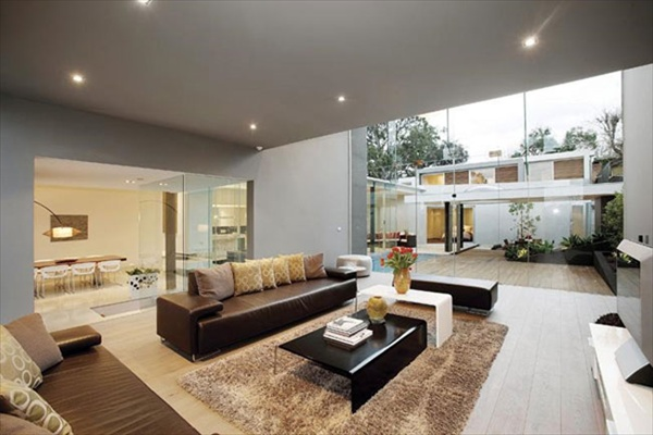 Home Interior Design Melbourne: Marvelous Orb House Design Ideas In Melbourne, Australia