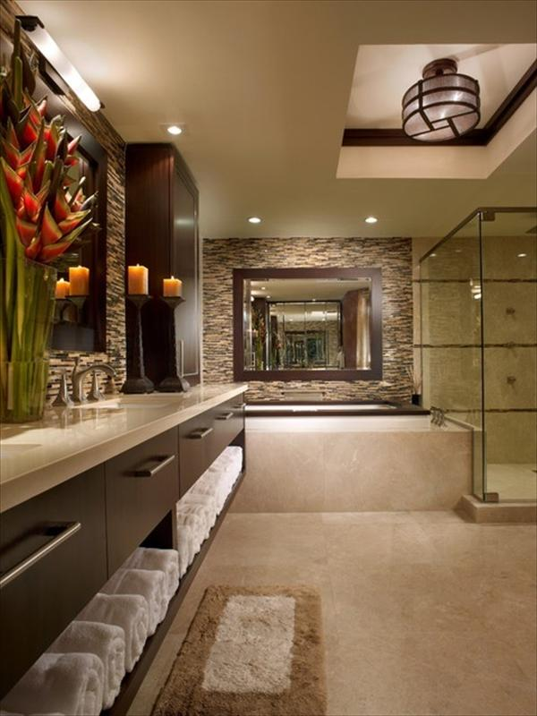 Master Bathroom · Master Bathroom Idea Luxury Bathroom Design ...