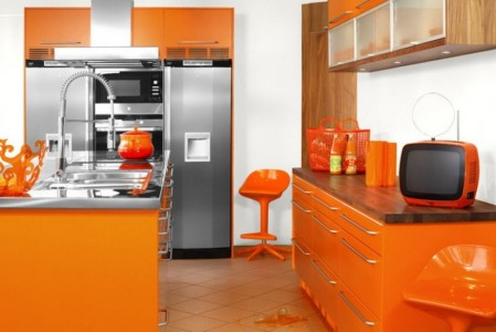 Rainbow Kitchen 1orange