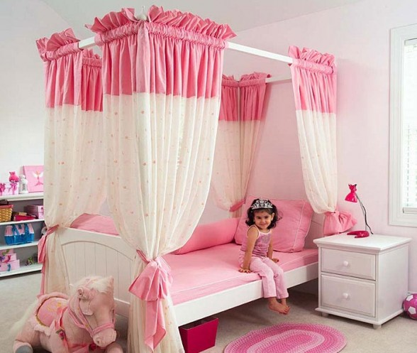 20 Girls Room Design Ideas | Freshnist