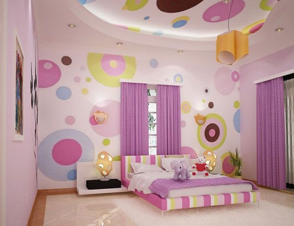 Genial Related Posts: 10 Kids Bedroom Wall Decor Ideas ...