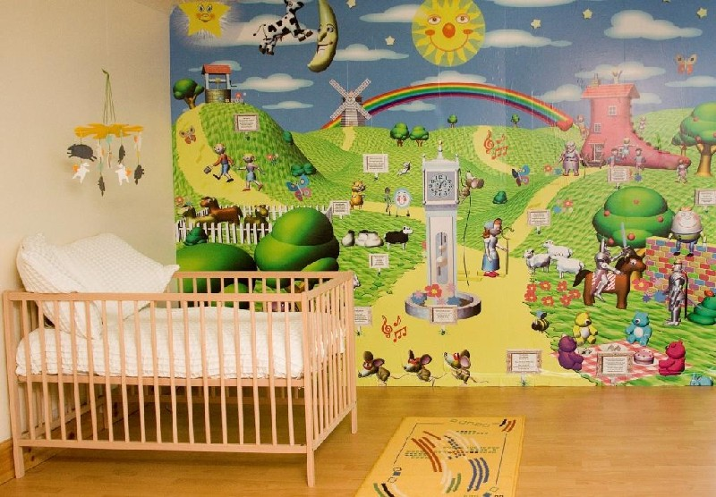 Magnificent Nursery Room Wall Decor Ideas - Wall Art Design ...
