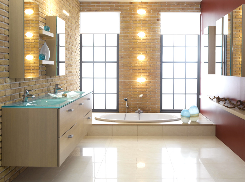 30 modern bathroom designs for teenage girls freshnist - Pics Of Bathrooms Designs