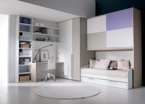 awesome bedroom design ideas teenage girls | 90 Cool Teenage Girls Bedroom Ideas | Freshnist