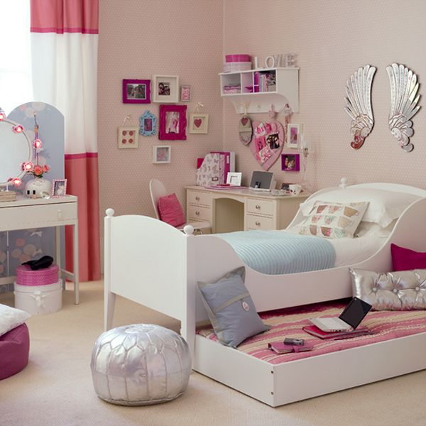 Cool Teen Girl Rooms 90 cool teenage girls bedroom ideas | freshnist