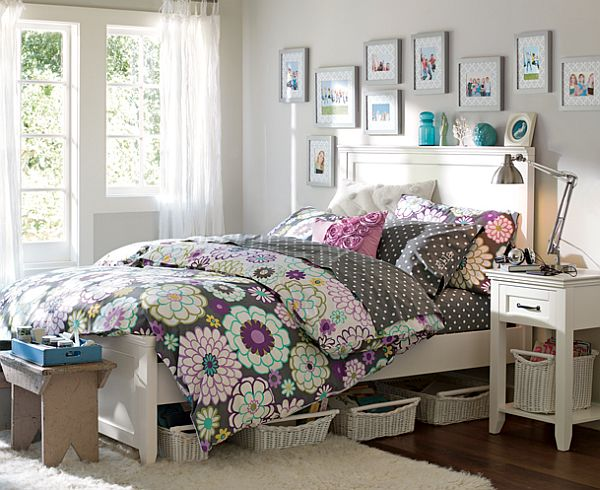 90 cool teenage girls bedroom ideas freshnist for Ideas for teenage girl bedroom designs
