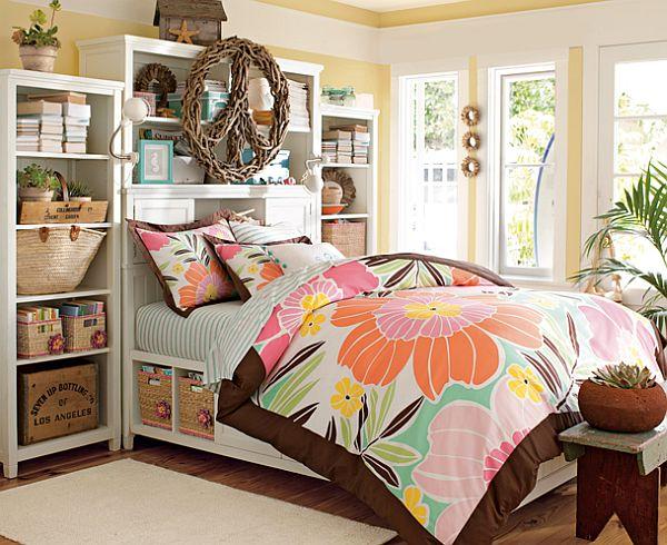90 Cool Teenage Girls Bedroom Ideas | Freshnist on Teenage Room Girl  id=61432