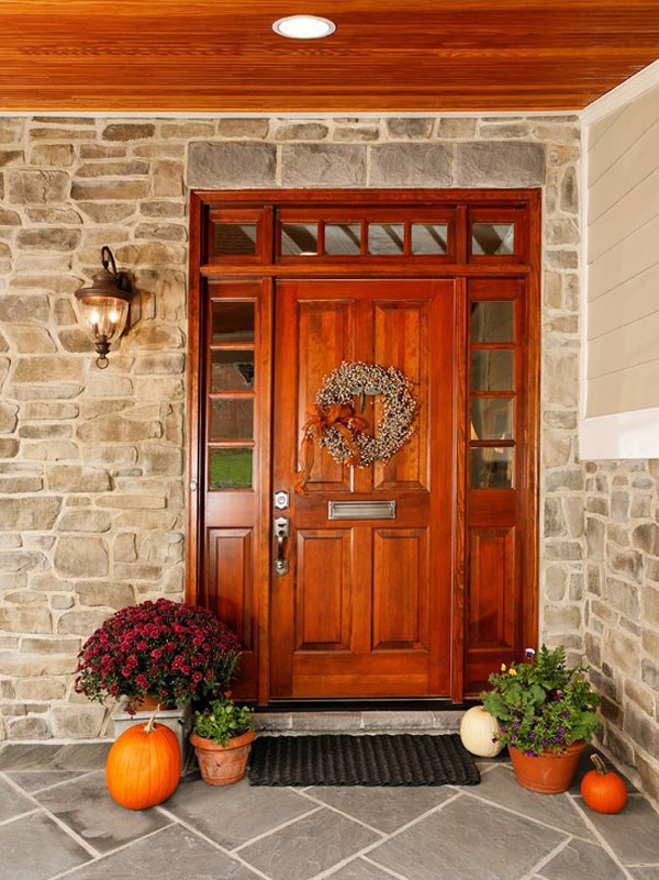 Front Door Colors:
