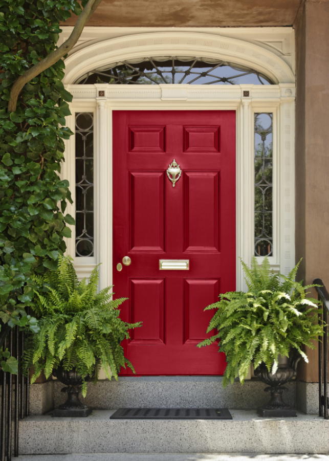 52 Beautiful Front Door Decorations And Designs Ideas