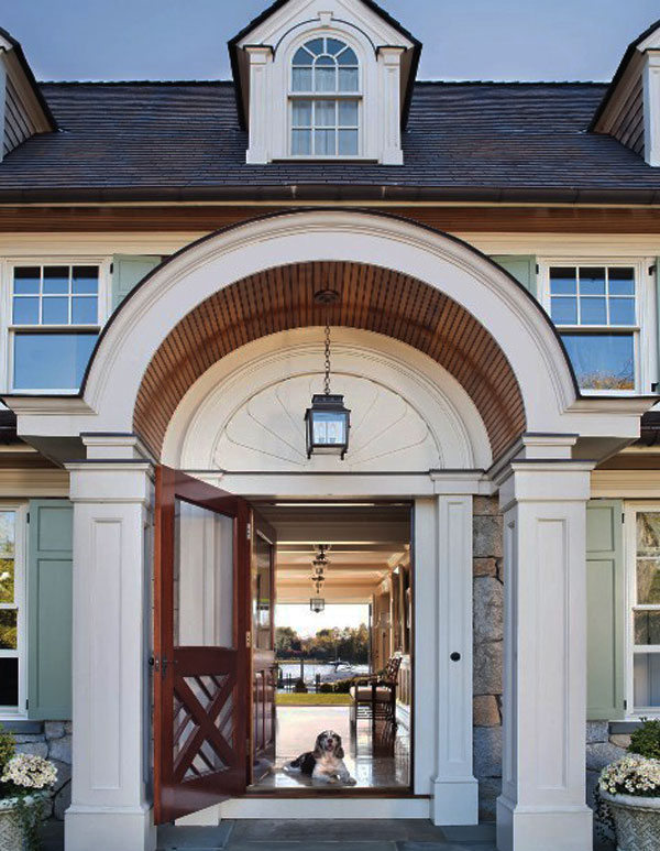Pleasant 52 Beautiful Front Door Decorations And Designs Ideas Freshnist Largest Home Design Picture Inspirations Pitcheantrous