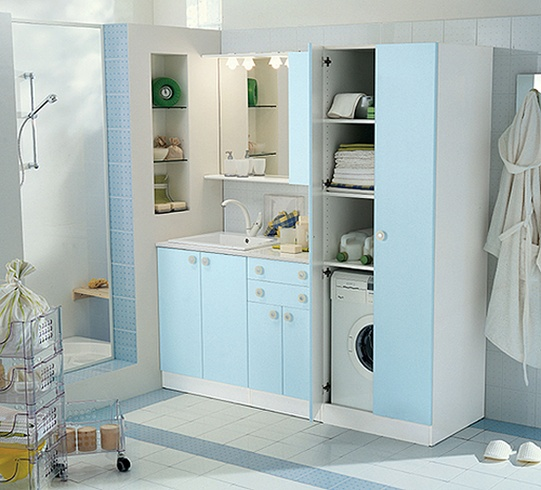 Bathroom laundry room layout ideas 2017 2018 best cars for Bathroom and laundry designs