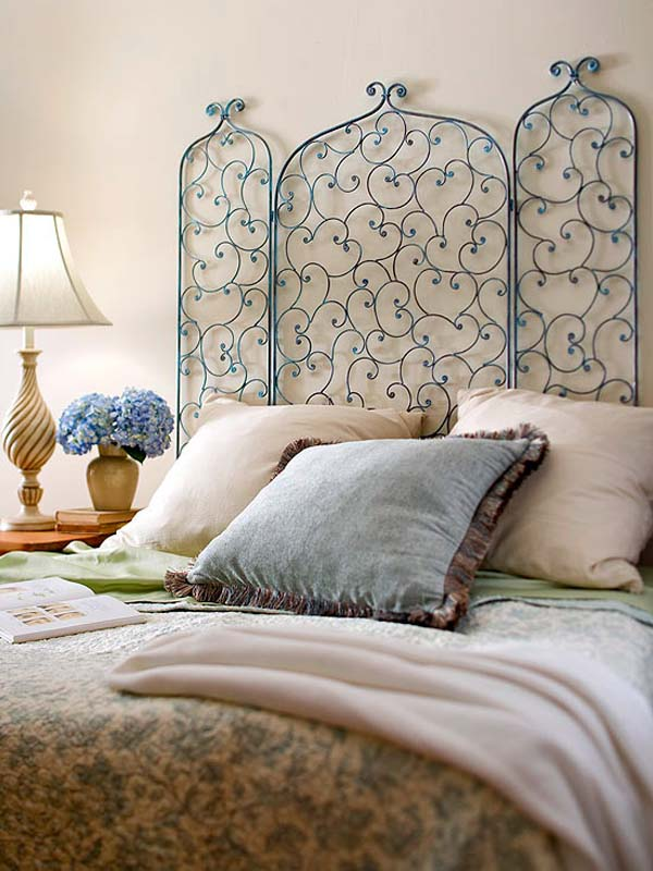 Modern Chic Diy Headboard Ideas 20 Fabulous Designs