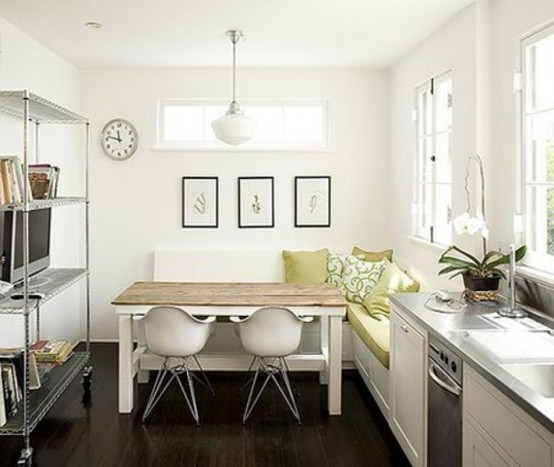 Kitchen Design Ideas For Small Kitchens November 2012: Small Kitchen Inspiration: 10 Design Ideas
