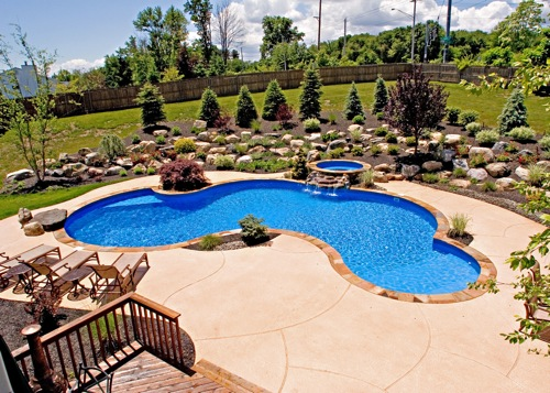 Present Day Swimming Pools Amazing Designs Ideas Freshnist
