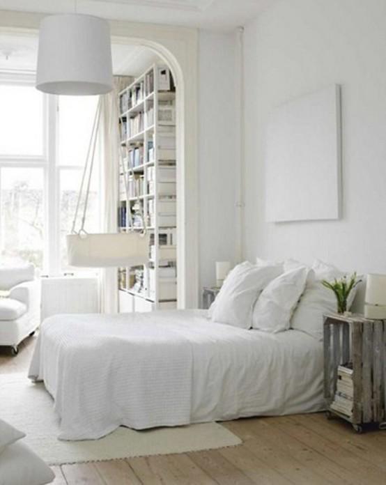 via digsdigs. Beautiful White Bedroom Designs  10 Incredible Ideas   Freshnist