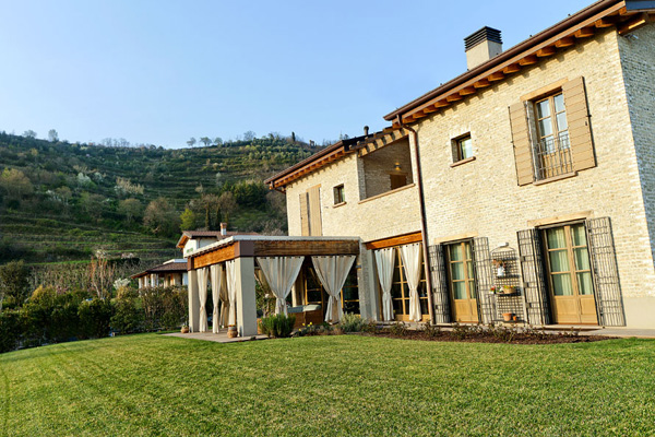 Beautiful French House In Italy