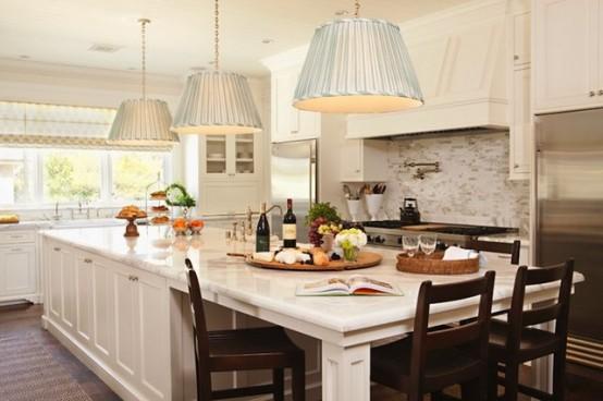 Kitchen designs with island