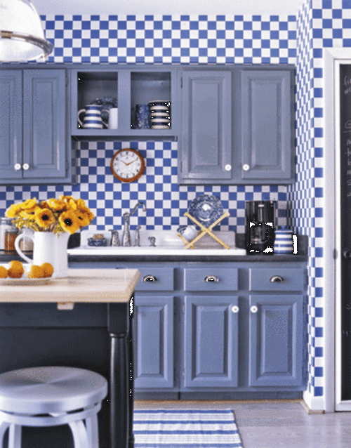 Kitchen Cabinets Sets In Good Looking Colors  Freshnist