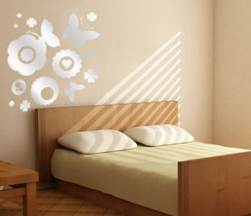 Modern and unique collection of wall decor ideas freshnist - Wall decoration ideas for bedrooms ...
