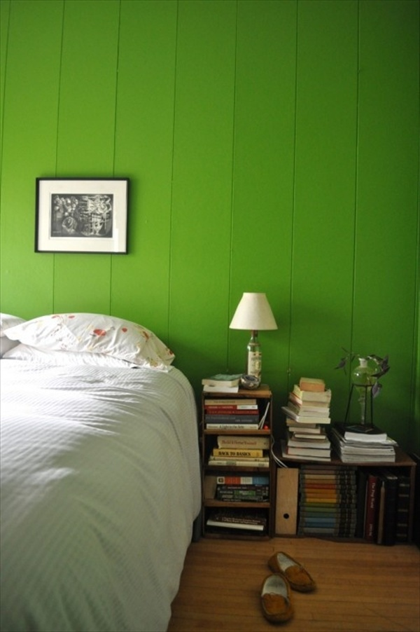 Modern Ideas About The Green Bedroom Design Freshnist