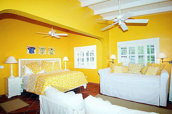Fanatical combination of yellow bedrooms 9 design ideas freshnist