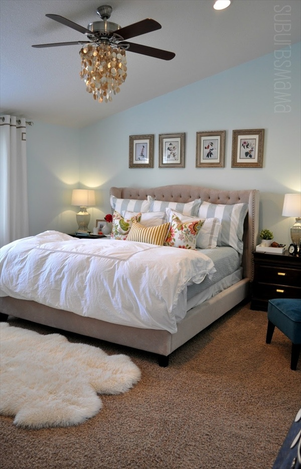 bedroom makeover so 16 easy ideas to change the look 15211 | bedroom makeover ideas